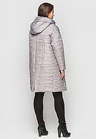 Женская куртка длинная, с 46-52 размер, фото 1