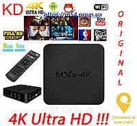 Многофункциональный HD-медиаплеер с 4-ядерным процессором MXQ 4K Rock Chip RK3229
