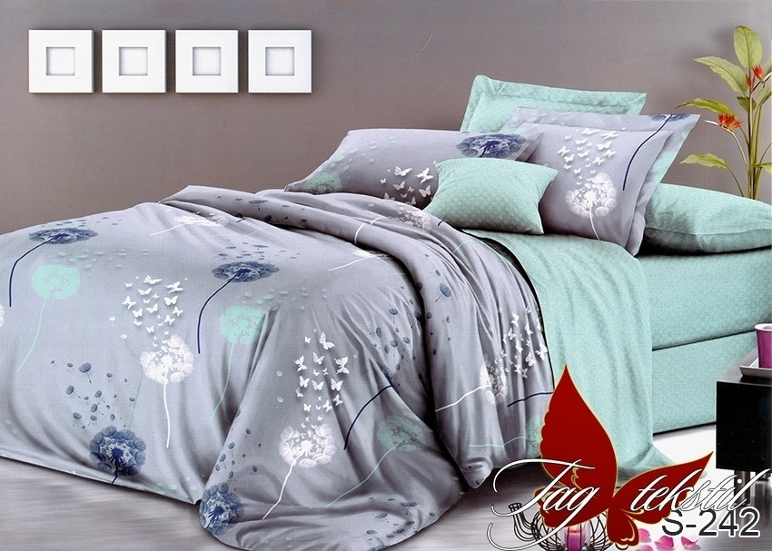 Комплект постельного белья с компаньоном S242