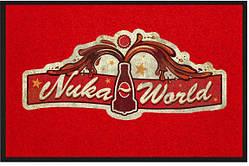 Напольный коврик Gaya Fallout Doormat - Nuka World