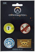 Gaya Overwatch Pin Set - Roadhog