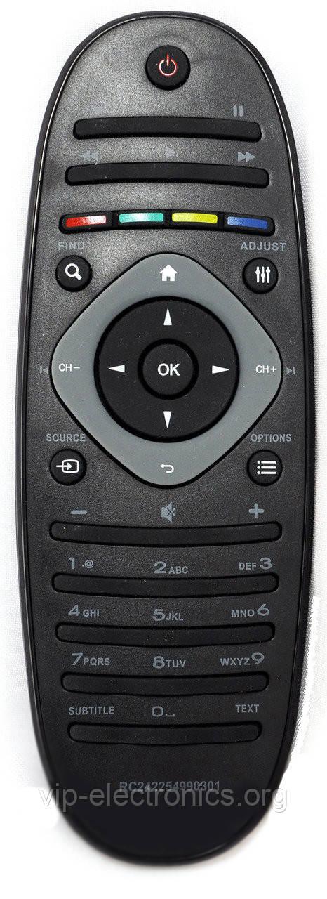 Пульт Philips RC-2422  549 90301 (LED TV)  (CE)