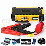 Пуско-зарядное устройство для автомобиля с экраном, повербанк для ноутбука, фото 5