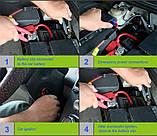 Пуско-зарядное устройство для автомобиля с экраном, повербанк для ноутбука, фото 7