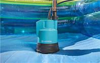 """Аккумуляторный Насос для воды /1.9bar / 19м./+ Батарея Li-ion 18V+ Зардное. Accu2000/2 """"GARDENA"""""""