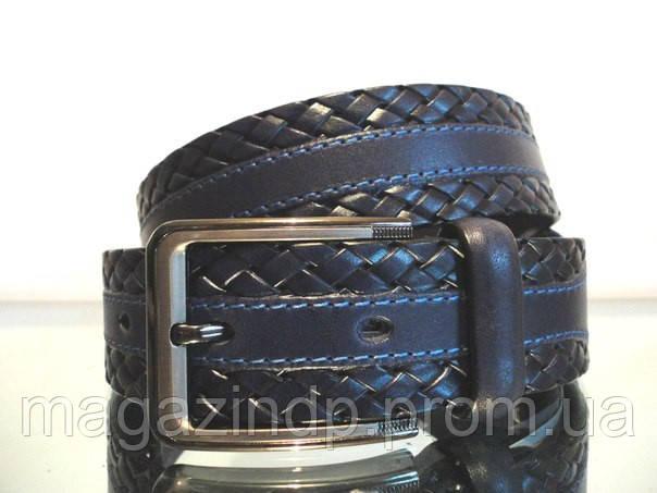 Мужской кожаный ремень 06 рем Код:123725694