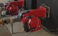Газовые модуляционные горелки с менеджером горения Unigas P 71 MD EA ( 1650 кВт )