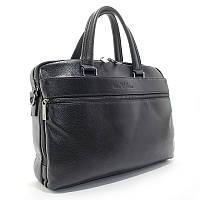 Мужской кожаный портфель arm-9907 сумка Armani, фото 1
