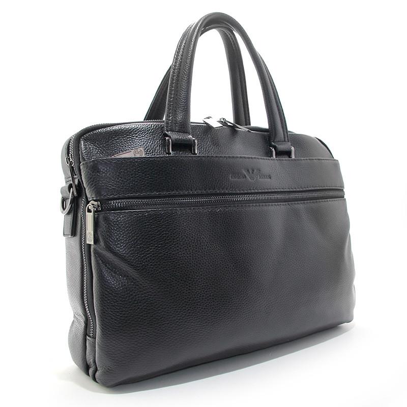 8109a9ca1aee Мужской кожаный портфель arm-9907 сумка Armani - Интернет магазин сумок  SUMKOFF - женские и