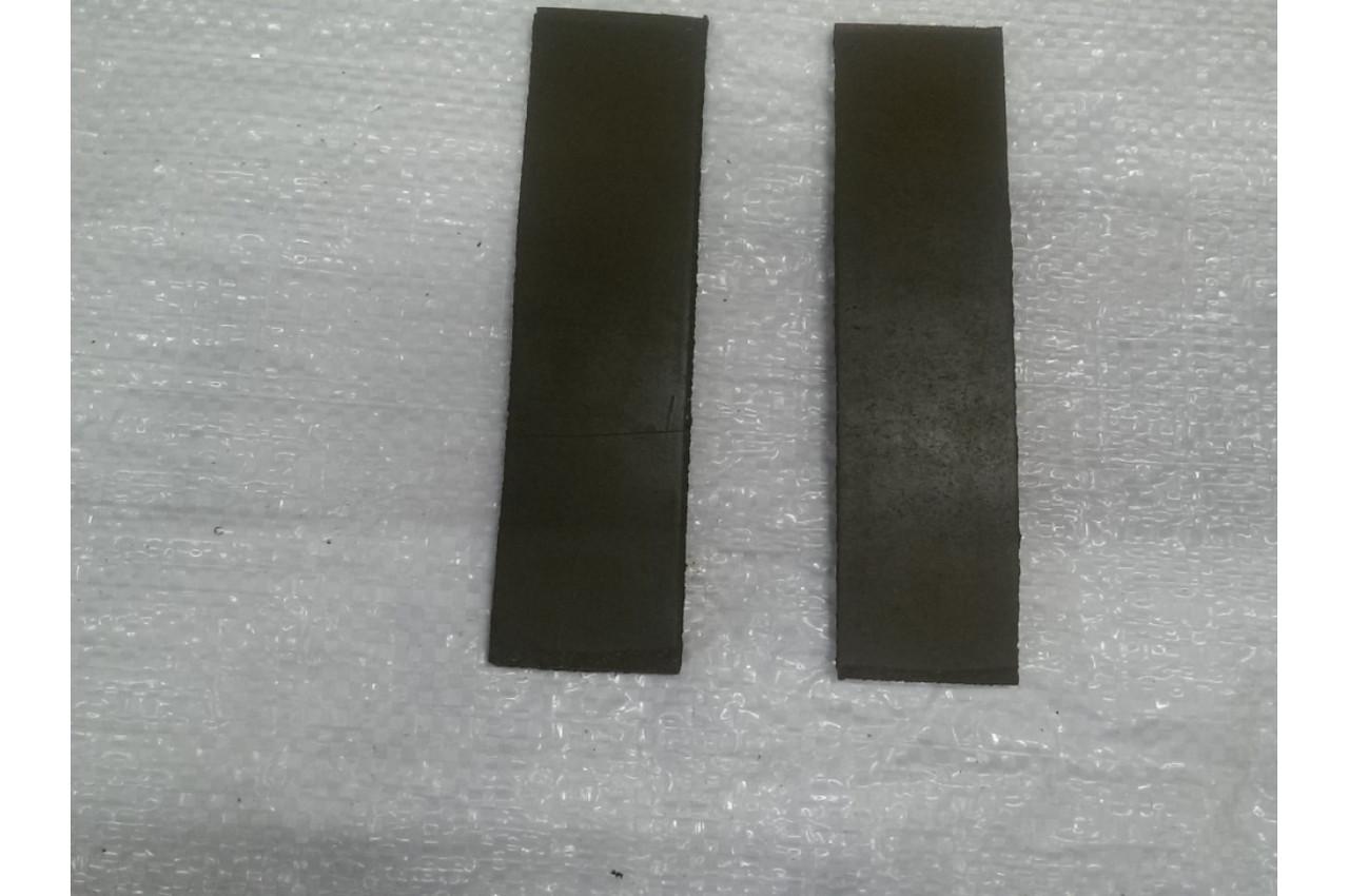 Накладка тормозная коричневая