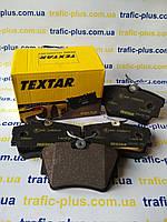 Тормозные колодки задние на Renault Trafic / Opel Vivaro 01-> TEXTAR (Германия) - 2398001