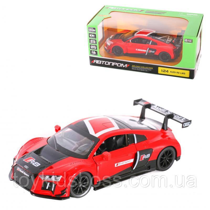 """Машина """"Автопром"""" Audi R8 LMS"""
