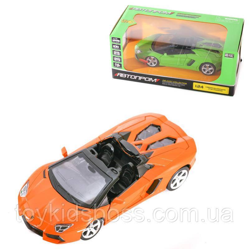 Машина  Lamborghini от «Автопром»