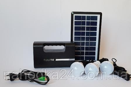 Система автономного освещения GDLITE GD-8131, фото 2