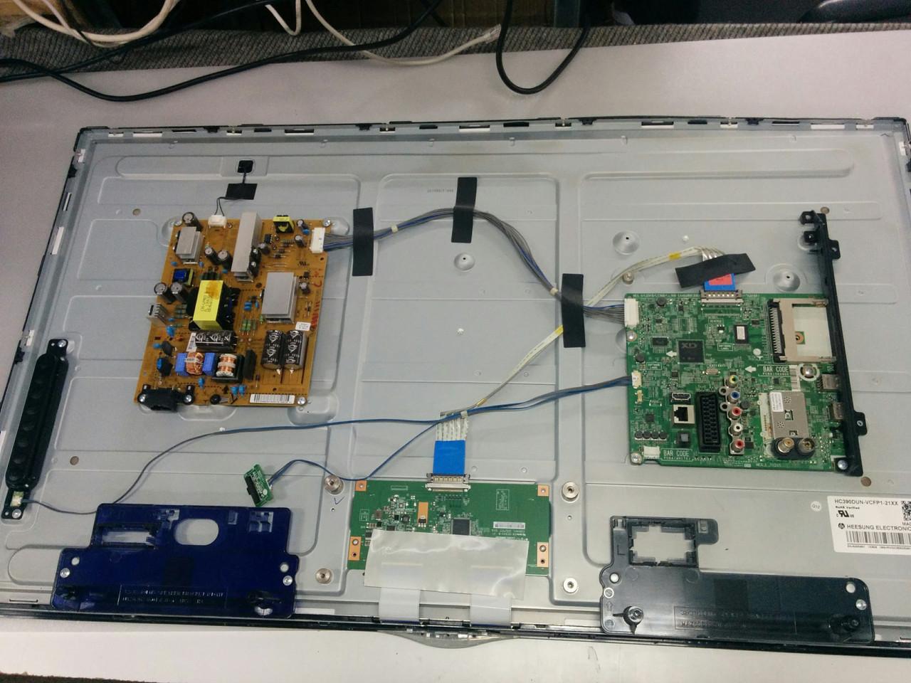 Запчасти к телевизору LG 39LN540V (EAX64891306, EAX64905301, V390HJ1-CE1, EAX65034404, EBR75421804)