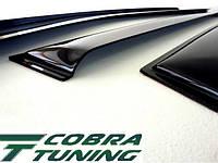 Дефлекторы окон для Audi A6 (Sedan) (4B/C5) (1997-2004) (Cobra.)