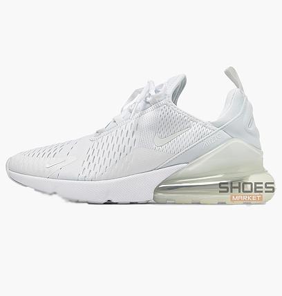 Nike Air 270 White Running Shoes (CV Magazine)