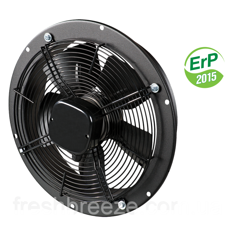 Осевой вентилятор в стальном корпусе Вентс ОВК 4Д 300