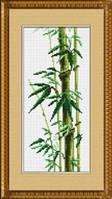 Набор для рисования камнями (холст) «Бамбук» LasKo