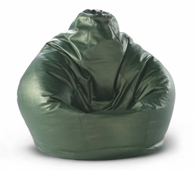 Кресло Груша зеленое
