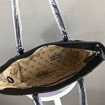 Сумка женская клатч черная Guess Delaney crossbody (Гесс) GS1, фото 2