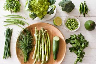 Овощи, богатые белком
