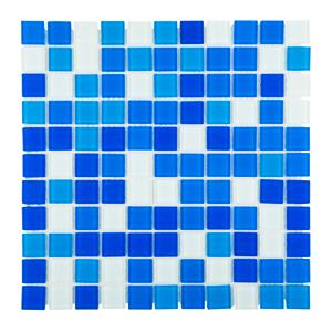 Мозаика для бассейна стеклянная Aquaviva Cristall Bagama Light DCM178/304