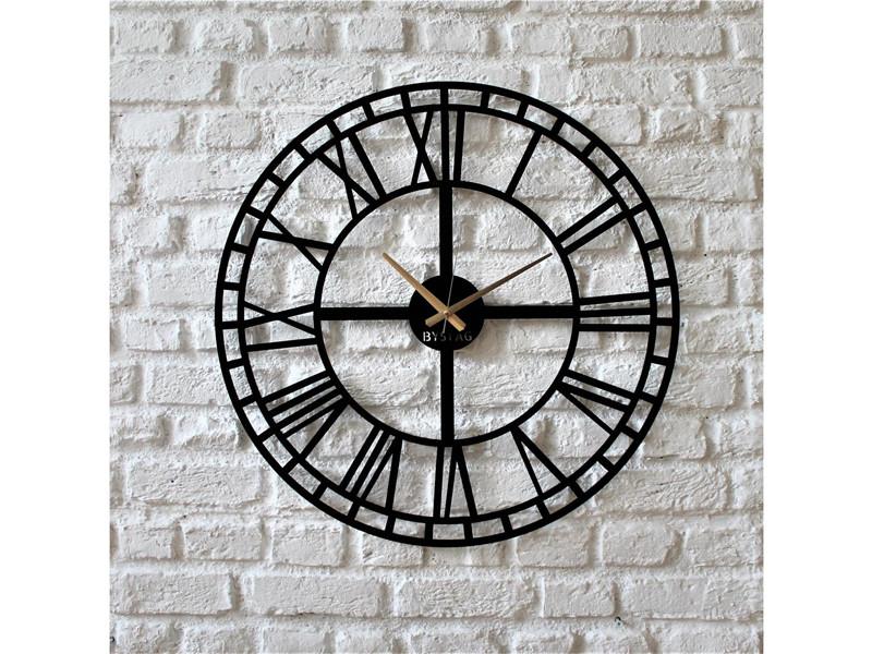 Настенные часы металлические Век