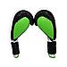 Боксерские перчатки THOR TYPHOON (PU) BLK-GRN-WHT, фото 2