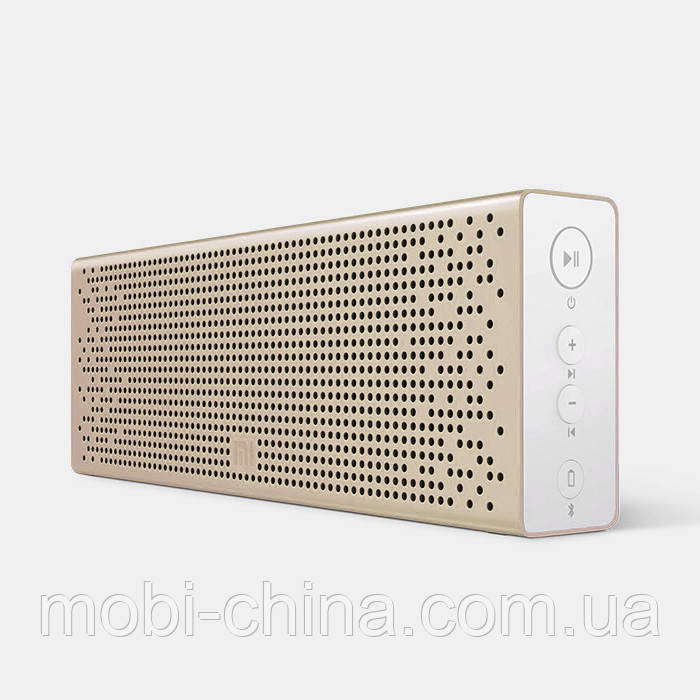 Портативная акустика Xiaomi Mi Bluetooth Speaker Gold  MDZ-26-DB