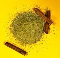 Кофе зеленый молотый с корицей весовой, 0,5кг.