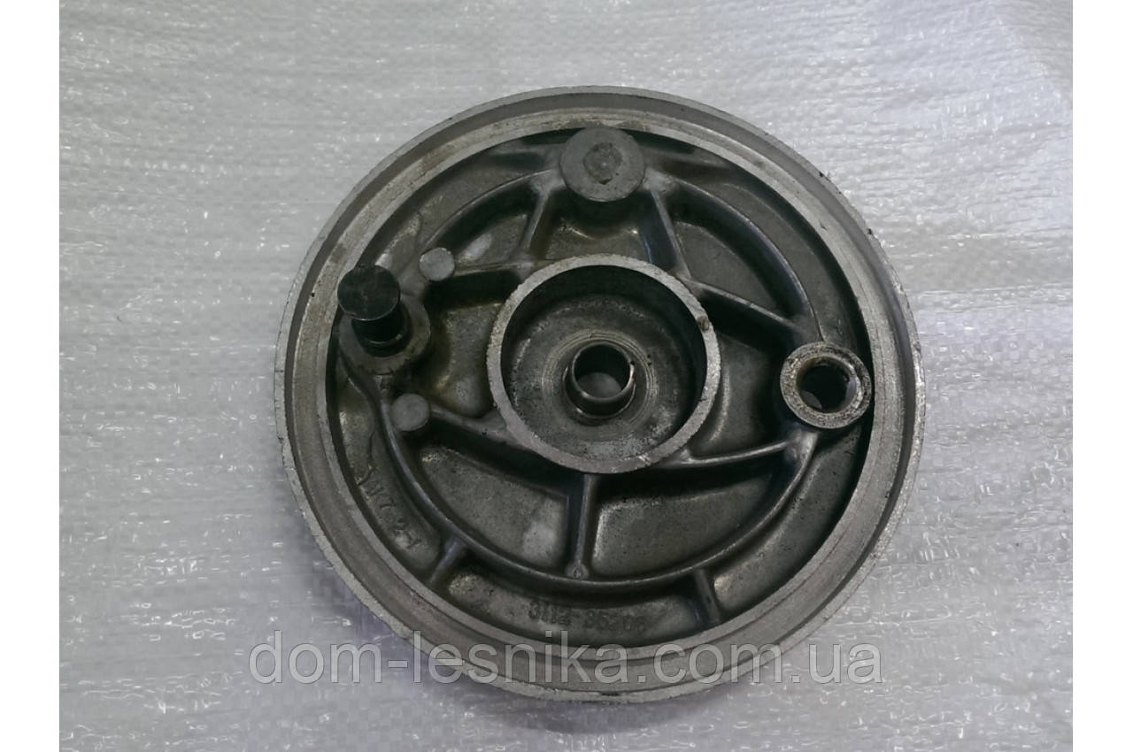 Тормоз задний голый 3.1122-35202