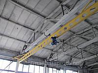 Кран-балка подвесная г\п-5т.Полная длина крана-16,2-18,0м.