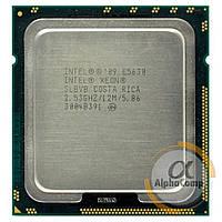 Процессор Intel Xeon E5630 (4×2.53GHz/12Mb/s1366) БУ