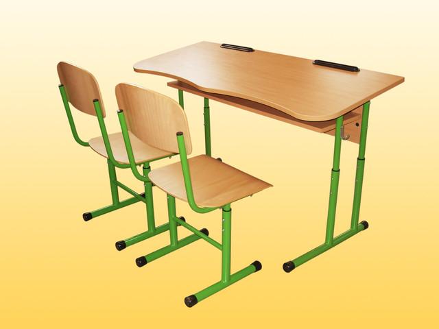 Ученические столы, парты и комплекты