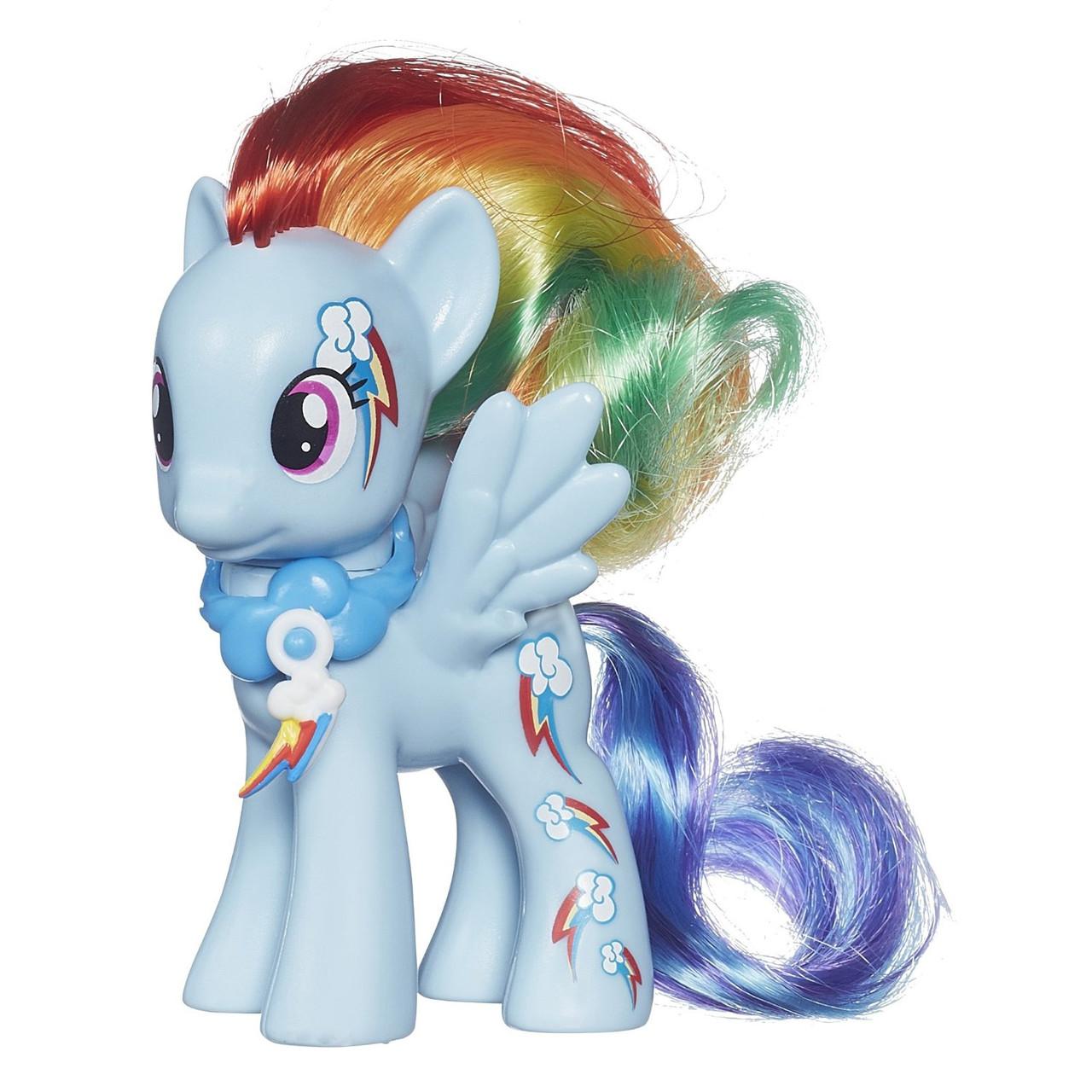My Little Pony поні Rainbow Dash серія Магія міток (Май Литл Пони пони Радуга Магия меток Cutie Mark Magic)