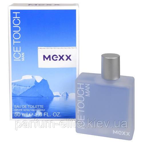 Мужская туалетная вода Mexx Ice Touch Man 2014 50ml(tester)