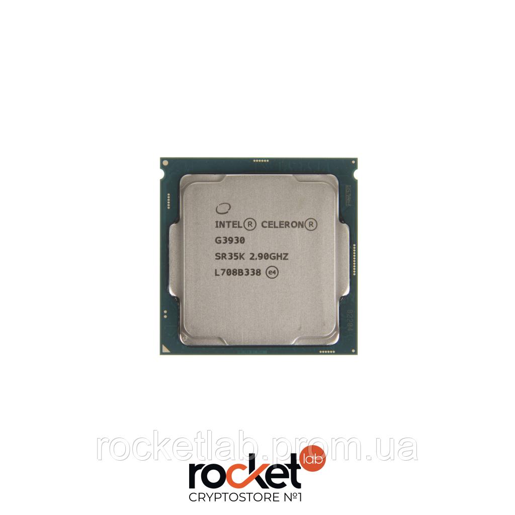 Процессор s1151 INTEL Celeron G3930 2.9 GHz Tray