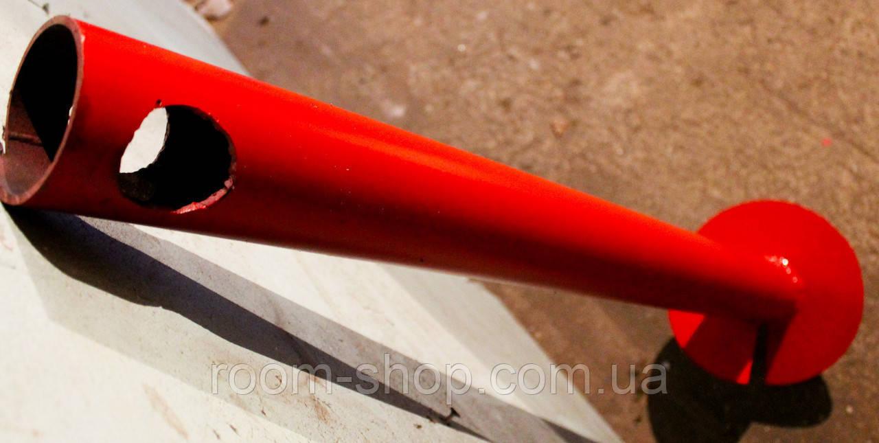 Сваи винтовые одновитковые (палі) диаметром 133 мм., длиною 3.5 метра
