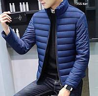 Куртка мужская весенняя 755 Кэт Код:914517891