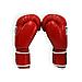 Боксерские перчатки THOR COMPETITION (Leather) Red , фото 3