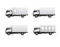 Кузова-фургоны