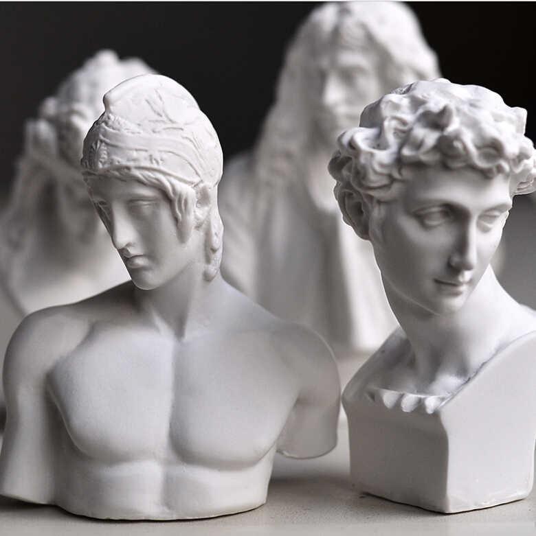 Гипс модельный III класса (выше г 22 ) уп-ка 7 кг для скульптуры, лайфкастинг