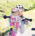 Велокресло для куклы Беби Борн Baby Born Zapf Creation 827277, фото 4