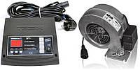 Комплект автоматики котла Tech ST-24 Sigma + вентилятор WPA117