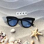 Солнцезащитные очки с синими линзами, фото 3