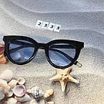 Солнцезащитные очки с синими линзами, фото 5