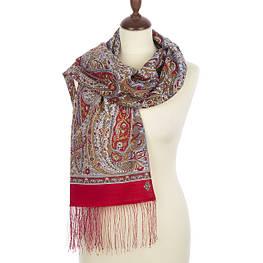 Павловопосадские вовняні шарфи, палантини