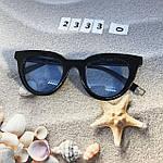 Солнцезащитные очки с синими линзами, фото 6