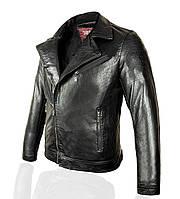 Куртка косуха кожаная молодежная.